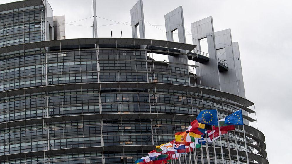 Foto: El Parlamento europeo en Estrasburgo. (EFE)