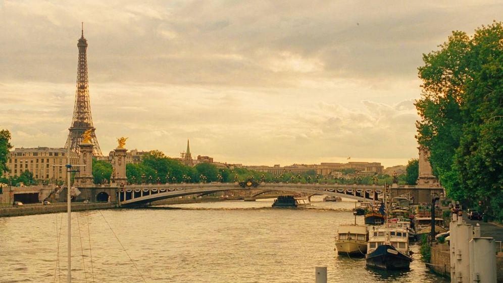 Foto: Fotograma: Medianoche en París.