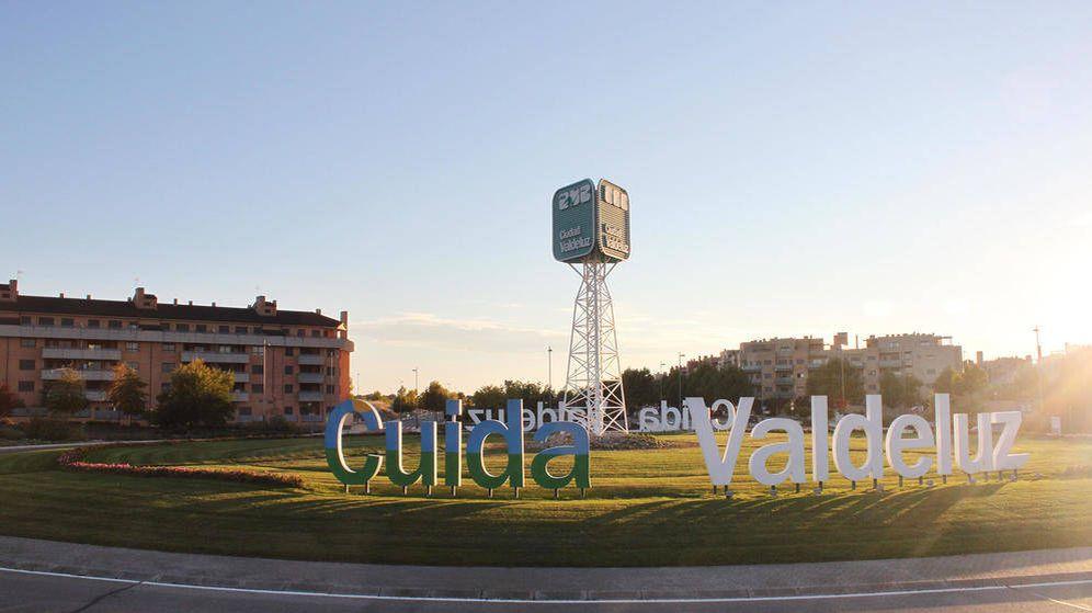 Foto: Ciudad Valdeluz.
