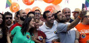 Post de La Rosa Díez naranja