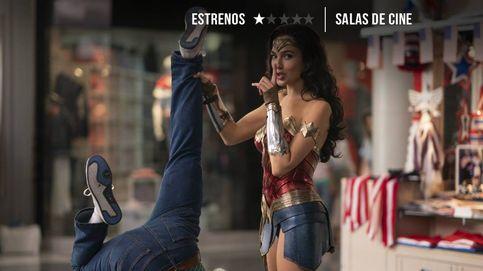 'Wonder Woman 1984': hipócrita, infantil y más básica que unas bragas de Primark