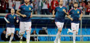 Post de Portugal vs España en directo: el debut de la Selección en el Mundial de Rusia