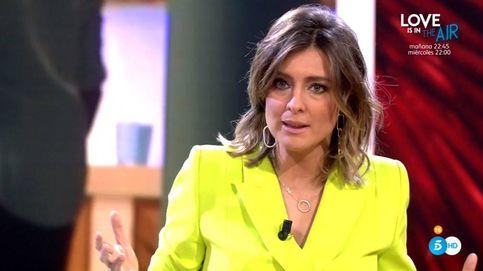 Sandra Barneda, tras la amenaza pública de José Luis Moreno: No me amedrenté