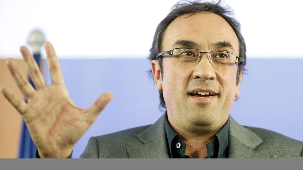 Foto: El coordinador general de CDC, Josep Rull. (EFE)