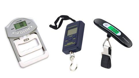 Los mejores dinamómetros digitales de mano para medir fuerza y peso