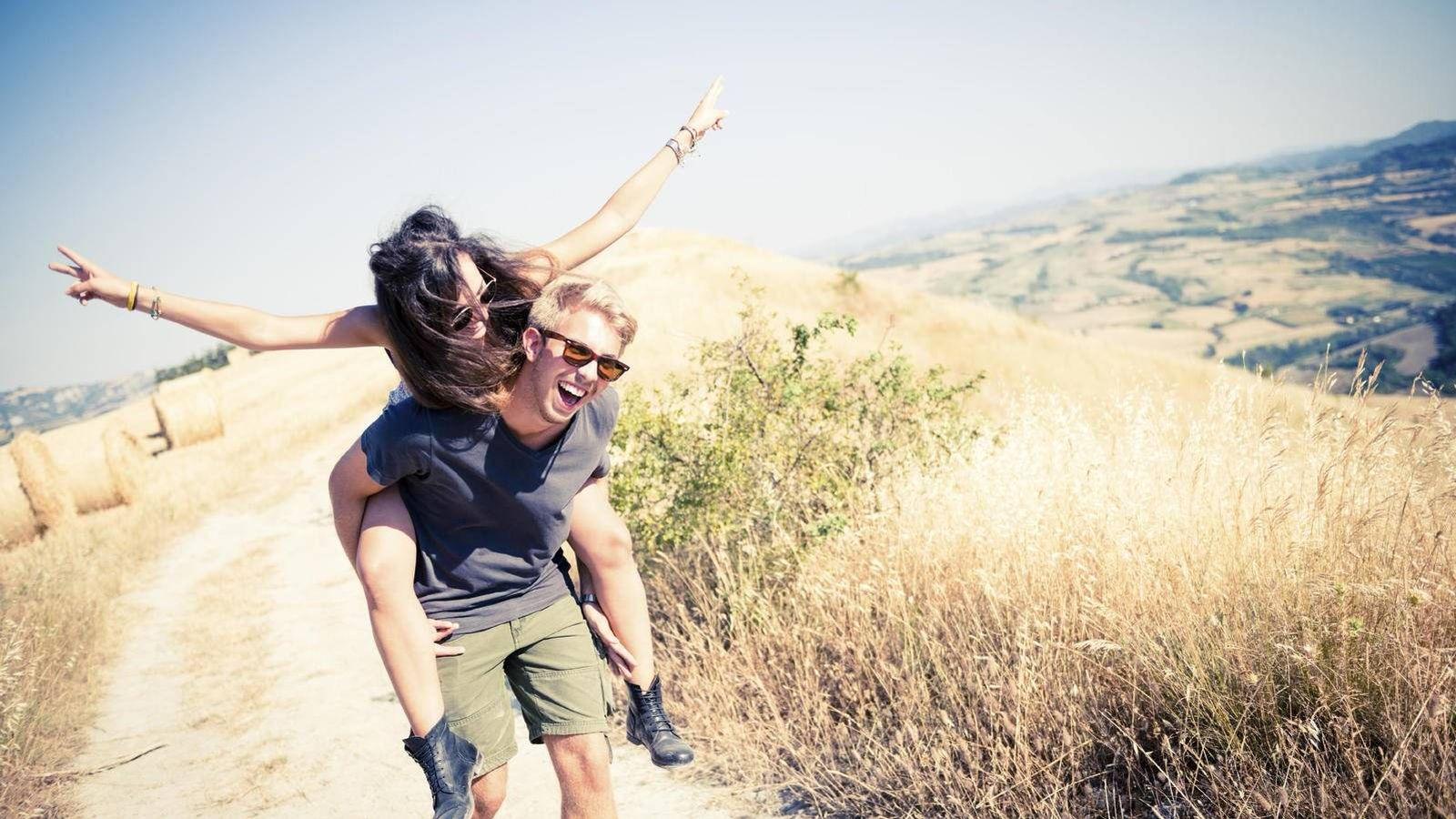 Foto: La felicidad se puede buscar y conseguir. (iStock)