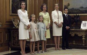 Aprobados los aforamientos del Rey, las reinas y la Princesa de Asturias
