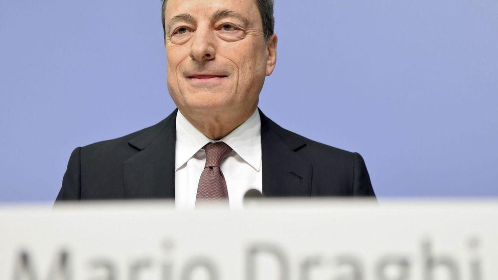 Draghi recuerda a España la necesidad de más reformas en pleno zafarrancho político