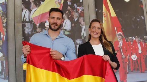 Saúl Craviotto y Mireia Belmonte