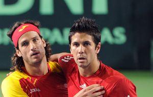 Los tenistas, arrastrados por sus chicas al 'cuore business'