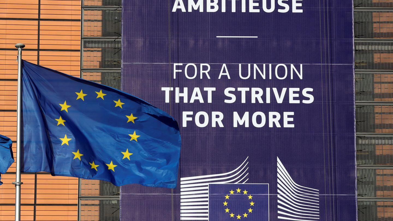 Sede de la Comisión Europea en Bruselas. (Reuters)