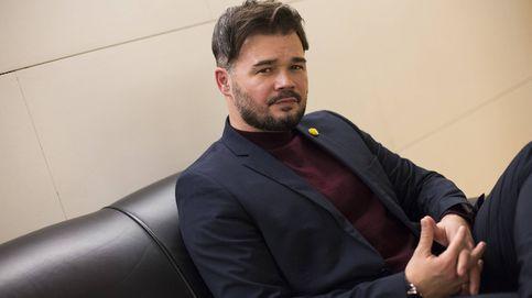 Gabriel Rufián: El PSC hace mucho que abandonó la tradición socialista y catalanista