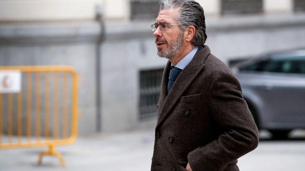 Foto: El exconsejero madrileño Francisco Granados. (EFE)