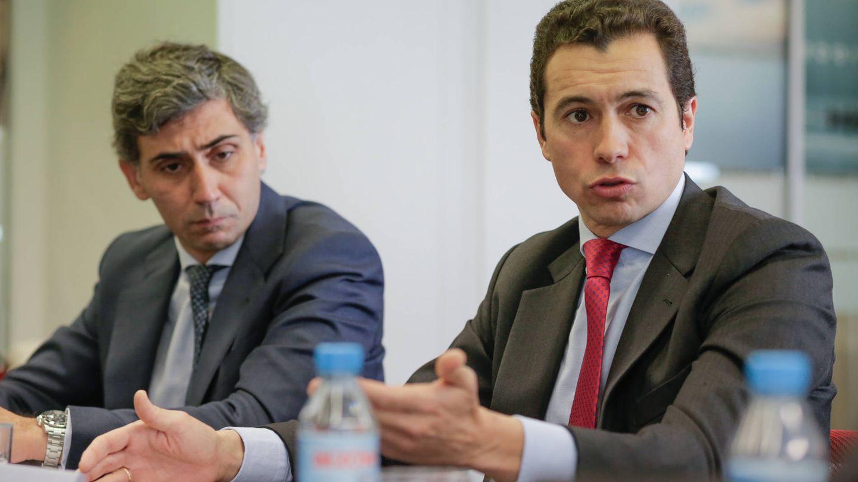 Alejandro González de Aguilar y Daniel Parejo del Río.