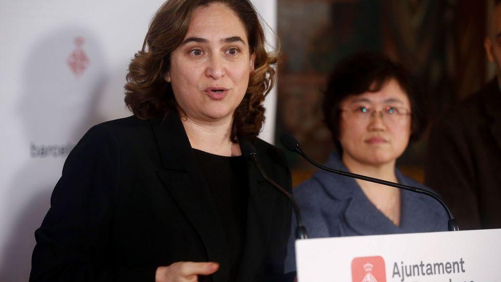 Ada Colau en aislamiento tras cinco positivos por coronavirus en su gobierno