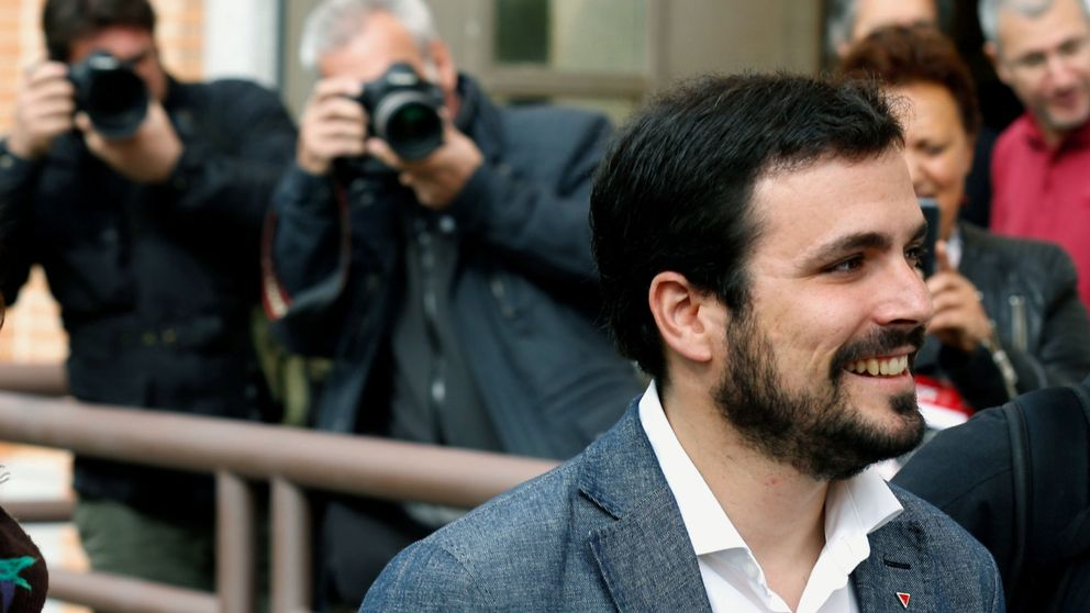 Garzón cede y convoca otra consulta a las bases sobre el pacto con Podemos
