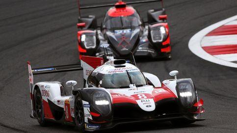 Fernando Alonso saldrá desde la pole en Fuji por la sanción del Toyota número 7