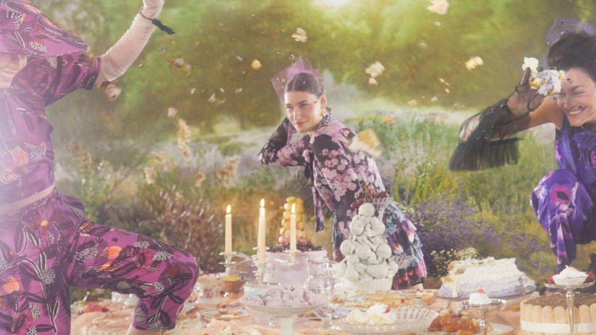 Lacroix celebra su 70 cumpleaños cuando el mundo es más Lacroix que nunca
