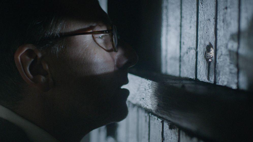 Foto: Tim Roth en el papel de Joh Christie, protagonista de 'Rillington Place'