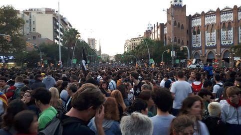 Sentencia del 'procés', en directo | Marcha de los CDR contra la Conselleria de Interior