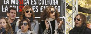 Zapatero pierde el apoyo incondicional de los músicos y cineastas de izquierda