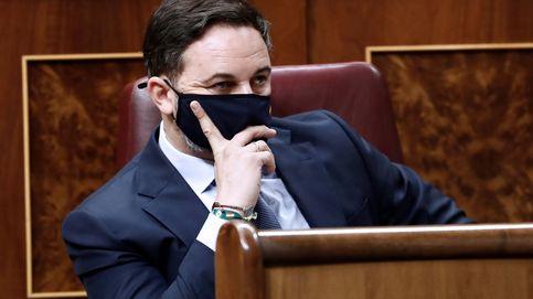 Vox vuelve a dejar el Presupuesto andaluz en suspenso hasta el final