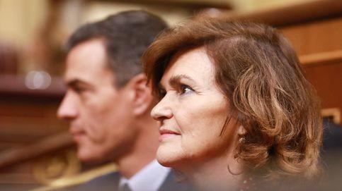 Calvo: un pacto de programa con Podemos es la única opción