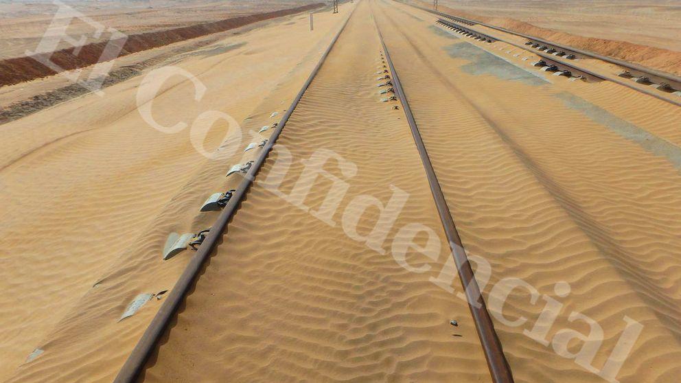 La arena invade tramos del AVE a La Meca ante la división del consorcio