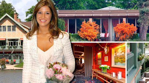 Así es Le Chalet des Iles, donde Cynthia Rossi almorzará tras su boda en París