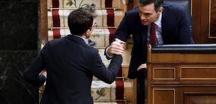 Post de Sánchez pone el tapón a Errejón y se lanza a por el voto