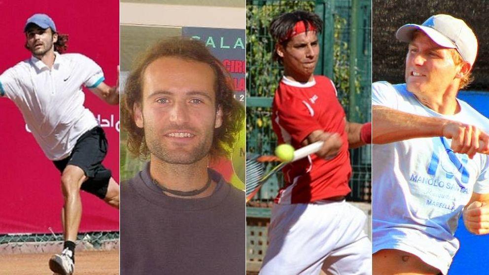 Los tenistas españoles de la mafia armenia: 1.000€ por un juego, 5.000€ por un partido