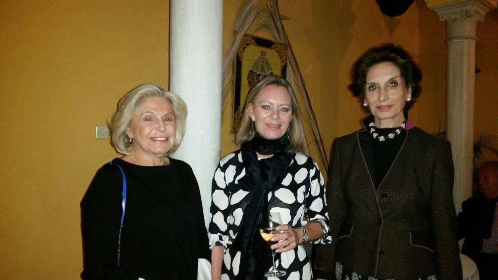 Ana Obregón, Beatriz de Orleans, Ostos y otros famosos, en el Sicab de Sevilla