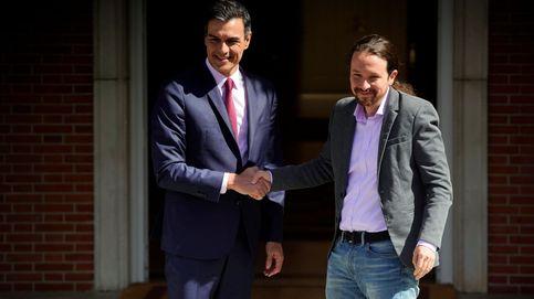 Iglesias y Sánchez arrancan negociaciones largas y discretas para formar gobierno