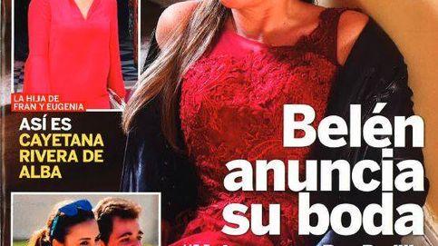 """Belén Esteban anuncia boda (y no invitados), mientras María Teresa conoce a su """"nieto"""""""