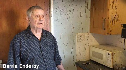Cuando la mala suerte te sigue: perdió un cupón de lotería premiado y quemó su cocina
