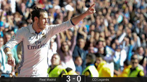 La luz de Bale vuelve a alumbrar al líder, que sigue acumulando para el invierno