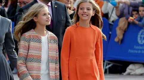 Vestidos, faldas y gabardinas Burberry: repasamos los looks de la infanta Sofía