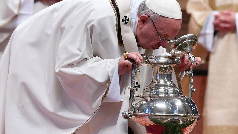 El Papa Francisco cumple el sueño de un niño con síndrome de Down