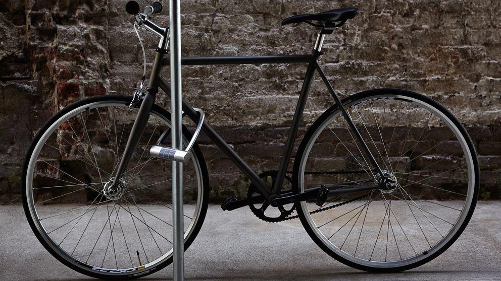 Skylock, el candado sin cerradura que avisa si te roban la bicicleta