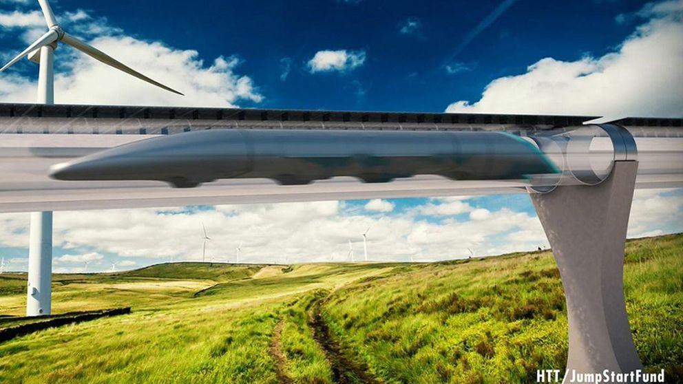 Por qué el 'revolucionario' transporte Hyperloop es (de momento) puro 'hype'