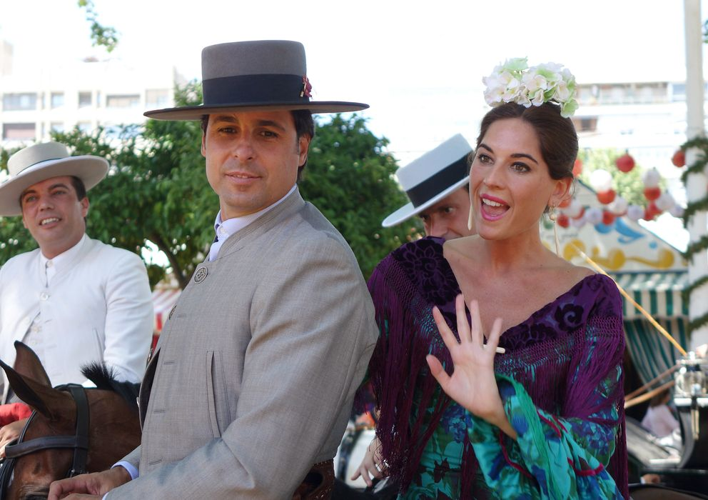Foto: Lourdes Montes y Francisco Rivera en una imagen de archivo (Gtres)
