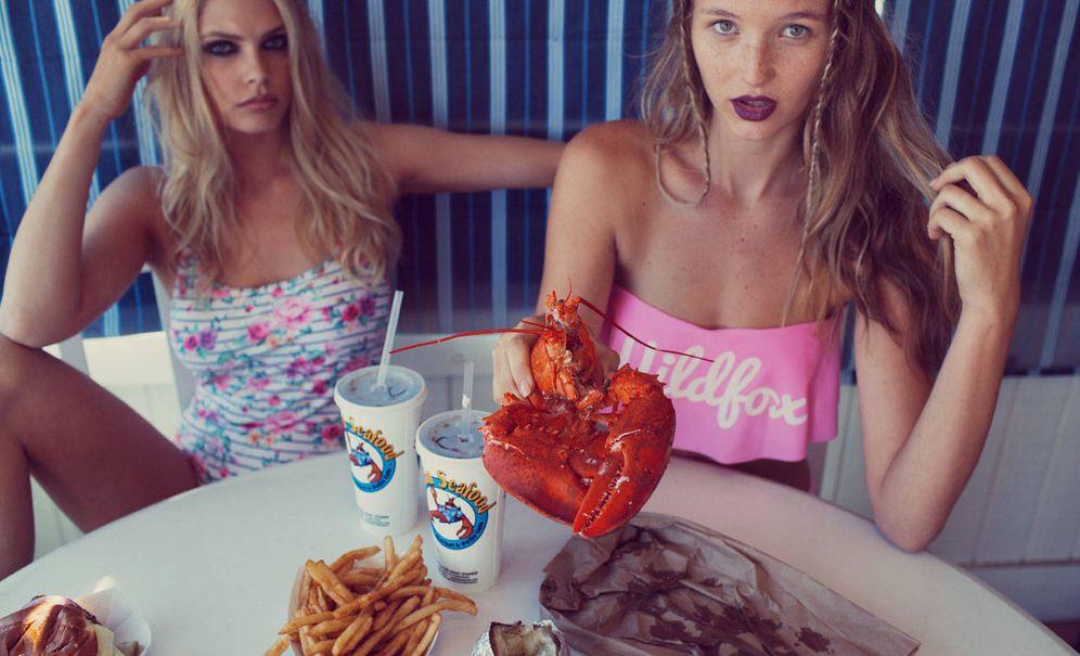 Foto: Aprende a no caer en la tentación de la comida 'antidieta'. (Foto: Wildfox)