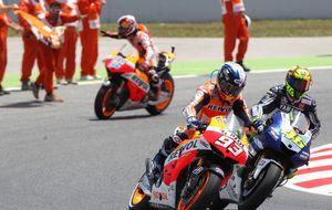 Márquez debe ser menos Rossi que nunca para ser campeón
