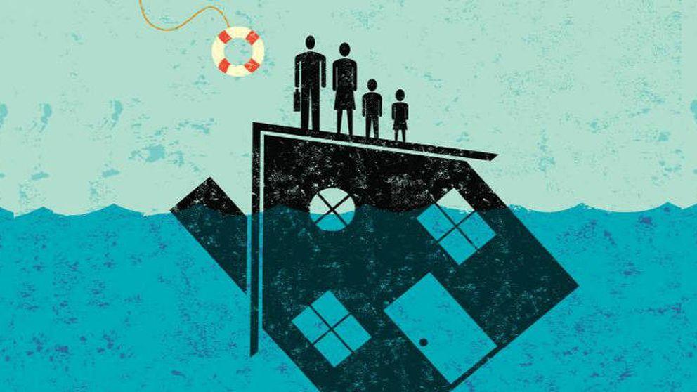 Menos compras, menos hipotecas: previsión de un desplome del 60%