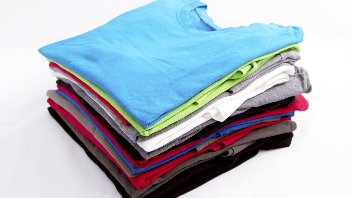 El Vídeo Que Explica Cómo Doblar Polos Camisetas Y Camisas En Sólo Dos Segundos