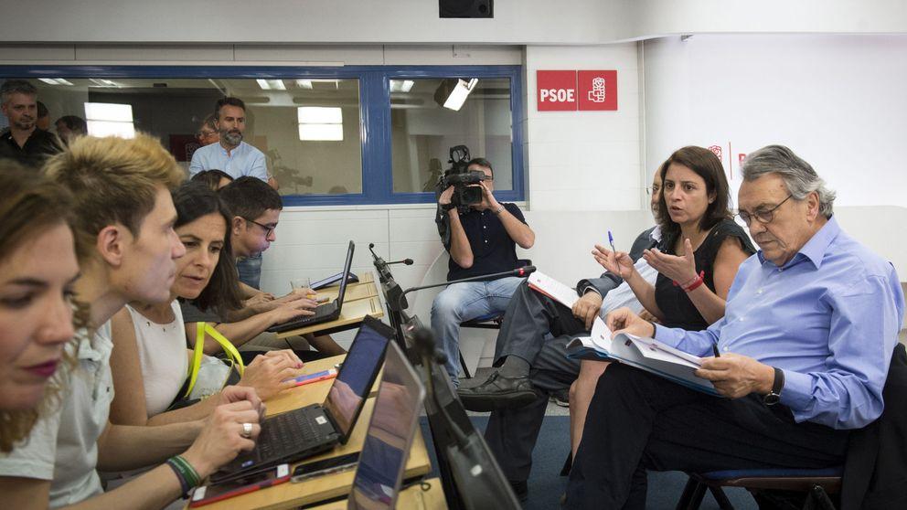 Sánchez no aclara si se abstendrá o votará en contra de la moción de censura