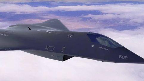 EEUU prepara el sucesor del F-22: así será el caza millonario más potente de la historia