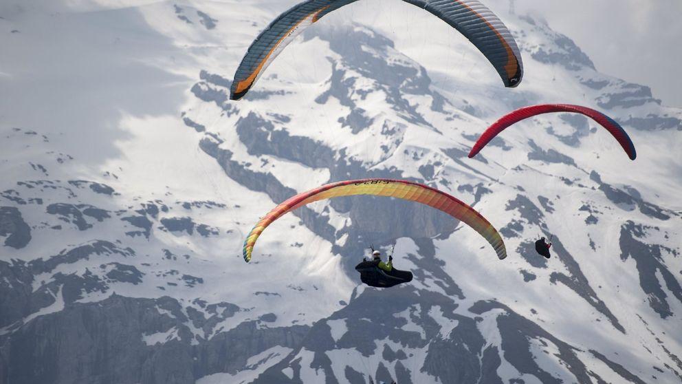 Rescatan al parapentista asturiano perdido a 4.200 metros en el Himalaya