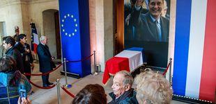 Post de Le Pen renuncia a ir al homenaje a Chirac por las reticencias de la familia