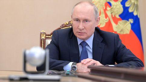 Putin revela finalmente que se ha vacunado con Sputnik V en febrero sin efecto adverso